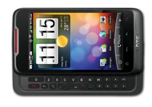 HTC Merge 発表