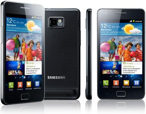 Galaxy S2 SC-02C