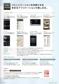 Galaxy S2 SC-02C Page5