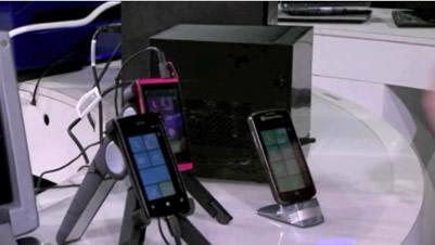 KDDI、藤津東芝製Windows Phone 7搭載スマートフォンを8月発売