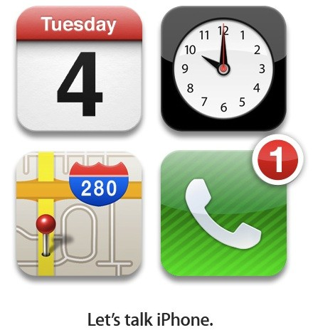 iPhone5発表?appleがlets talk iphoneイベントを開催