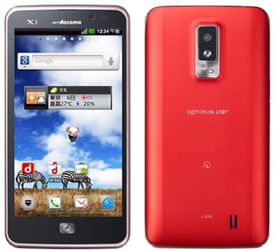 Optimus LTE L-01D