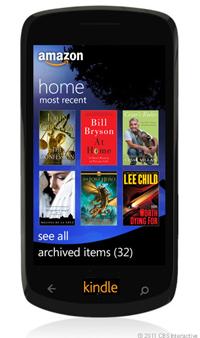 Amazon Kindle smartphone