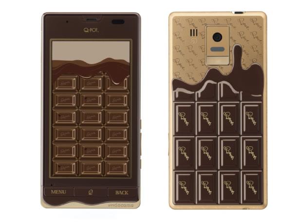 Q-pot Phone SH-04D
