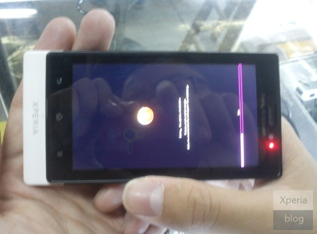 Xperia pepper MT27i