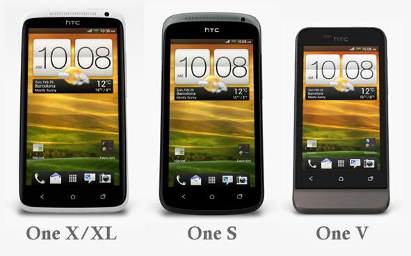 HTC Oneシリーズ発表