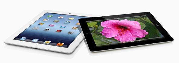 KDDI版iPadは4月以降発売