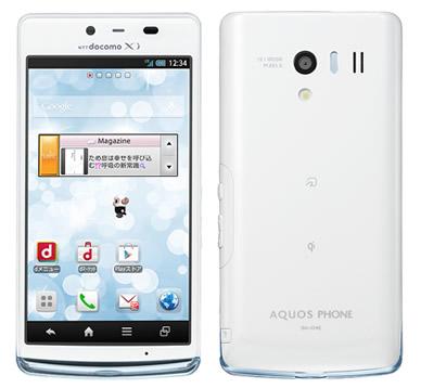 AQUOS PHONE EX SH-04E