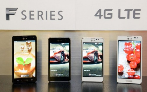 LG Fシリーズ