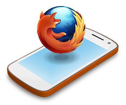 Firefox OS搭載スマートフォン