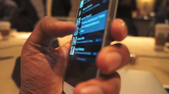 Galaxy S IVの新機能