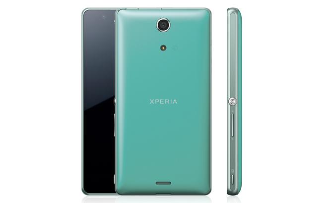 Xperia A SO-04Eアップデート