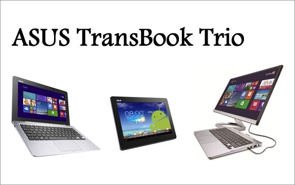 ASUS TransBook Trio TX201LA