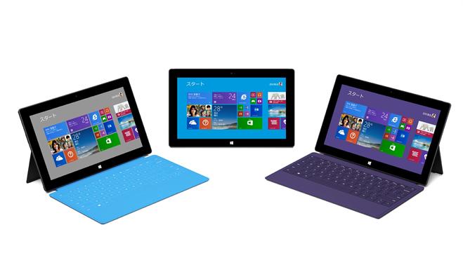 Surface 2国内販売