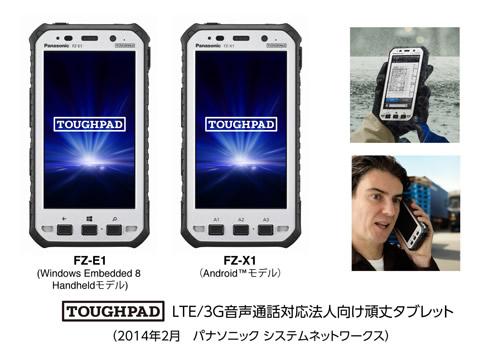 TOUGHPAD FZ-X1