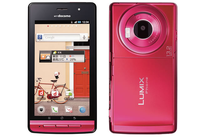 LUMIX Phone L-02D