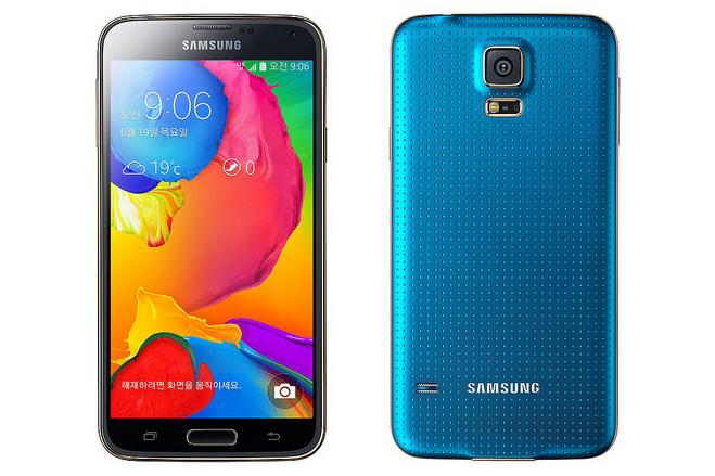 Samsung、2560×1440ドットのAMOLEDディスプレイを搭載した「GALAXY S5 LTE-A」を韓国 ...