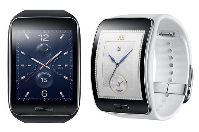 Samsung、2G/3G通信機能を備えた腕時計型ウェアラブル端末「Gear S」を発表、単体での通信が可能