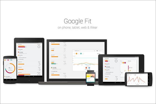 Google、ヘルスケアプラットフォーム「Google Fit」のAndroid向けアプリを提供開始