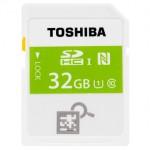 東芝、NFC搭載SDHCメモリーカードを2月21日から発売。スマホをかざすだけで中身をサムネイル表示
