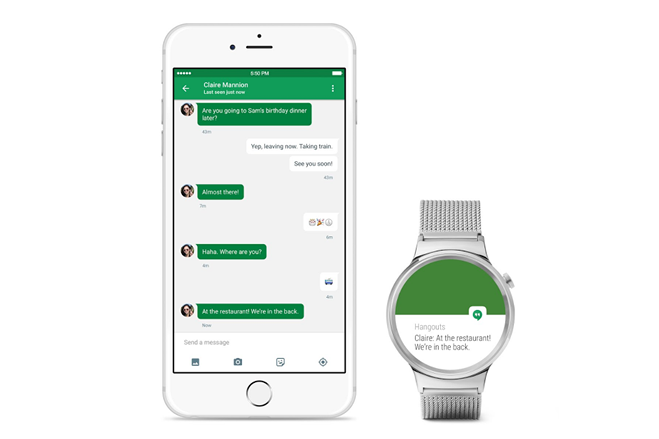 「Android Wear for iOS」が登場。iPhoneとAndroid Wearスマートウォッチの連携が可能に